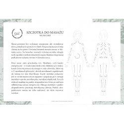 Szczotka do masażu ciała na sucho by Joanna Czech
