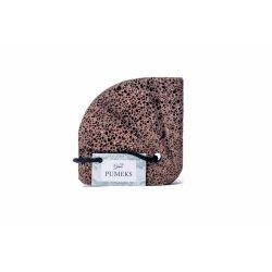 Volcanic pumice stone - seashell shape