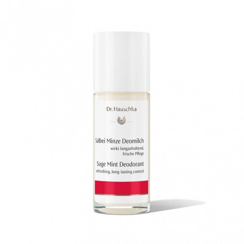 Deodorant Dr. Hauschka 50ml - Sage and mint