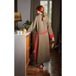 Womens Dressing - Gown - khaki