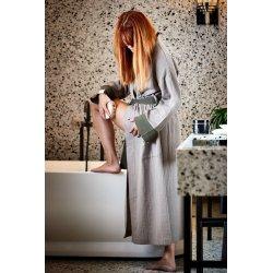 Body brush for dry massage - Tampiko