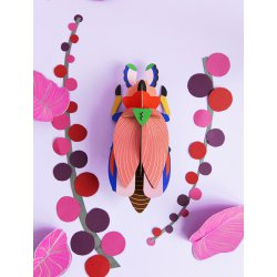 WALL DECORATION - GIANT LADY BEETLE