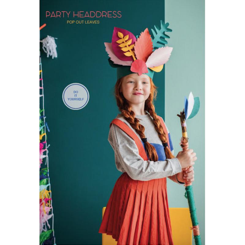 HEAD DECORATION - PARTY HEADDRESS