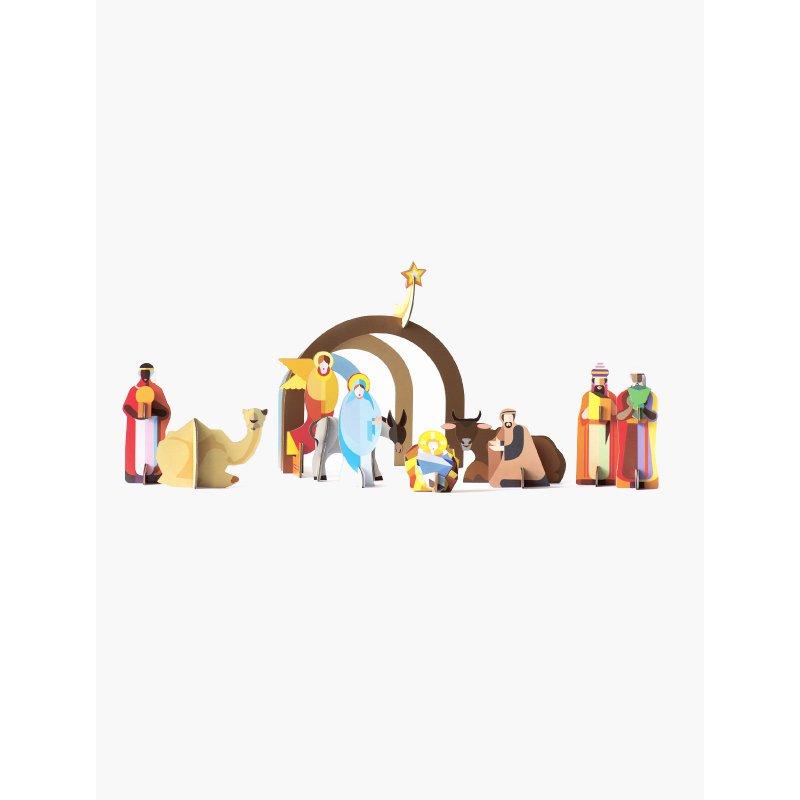 CHRISTMAS DECORATION - CHRISTMAS CRIB