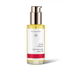 Body oil 30ml - rose