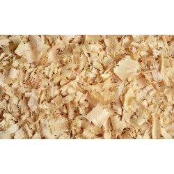 Pine flakes for Gaja