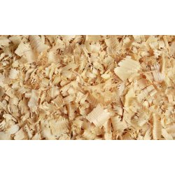 Pine flakes for Jaśka