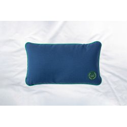Travel pillow with pine flakes 28x17cm - different colours