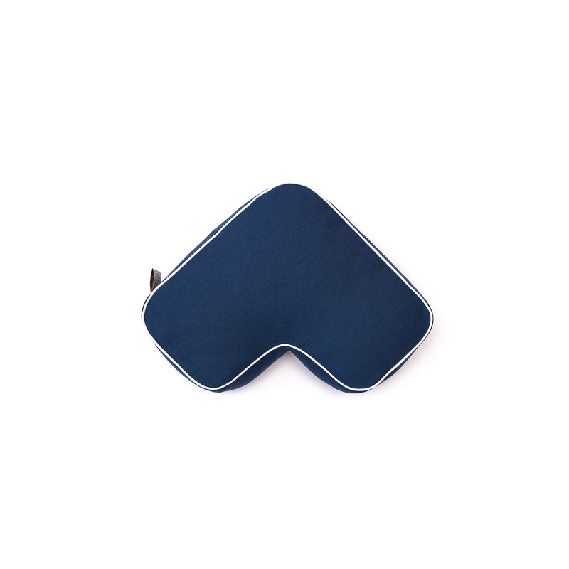 Knee pillow - separator - with spelt hull - different colors