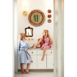 Muslin Kids Bathrobe -...
