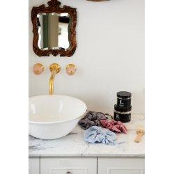 Bath salt with rosemary 500ml - R. Positive energy pure organic bath and sauna salt rosemary