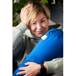 I Love Grain for Michalina Grzesiak - Body brush for dry massage - TAMPIKO