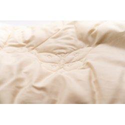 Silk down comforter 180x200cm