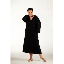 Womens nightdress - black