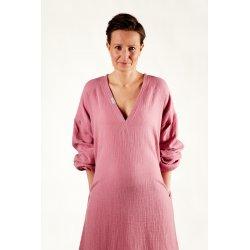 Womens nightdress - light pink