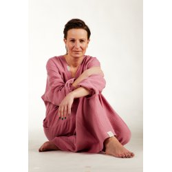 Womens nightdress - light pink