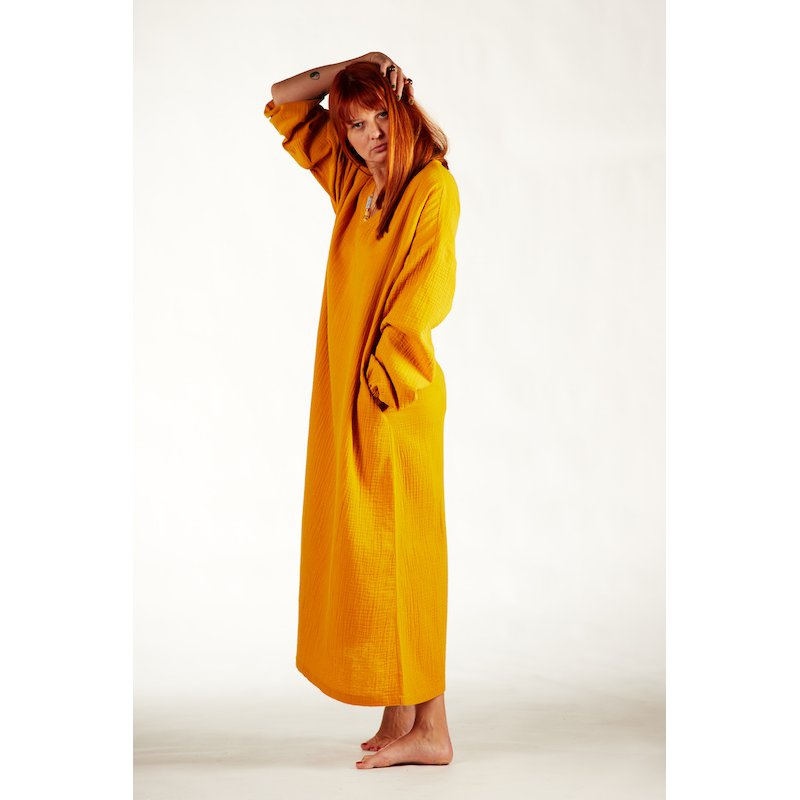 Damska koszula nocna - mango