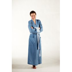 Womens Dressing - Gown – blue