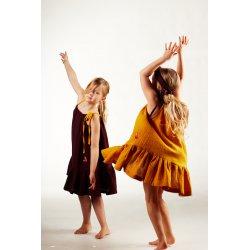 Dziewczęca sukienka nocna – mango