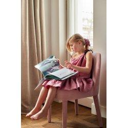 Girls' night dress – light pink
