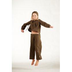 Dziecięca piżamka z długim...