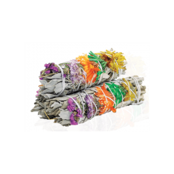 Smuge stick - white sage - positive vibes – 10cm