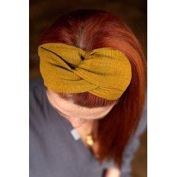 Muslin hairband for women –...