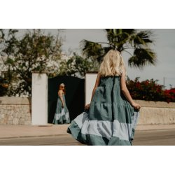 Mother Like Daughter Dress No.1
