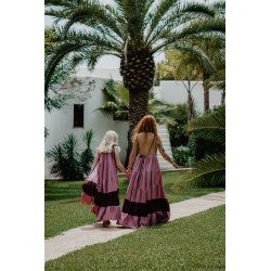 Mother Like Daughter Dress No.5