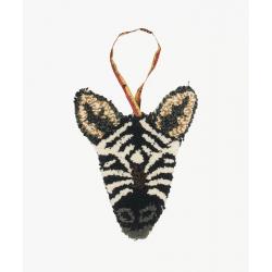 Stripey Zebra Gift Hanger
