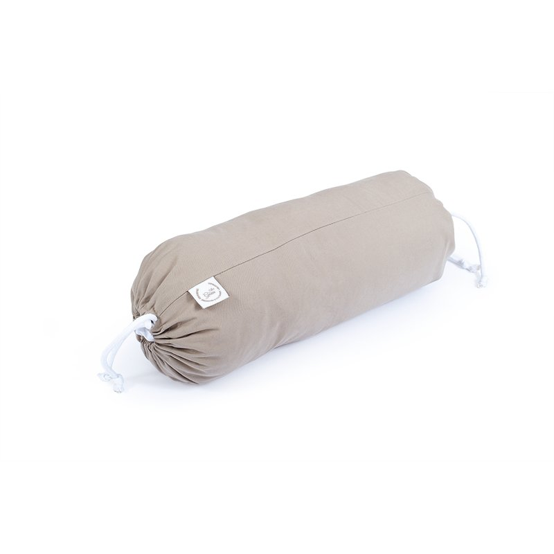 SAUNA PILLOW WITH CHERRY STONE 45cm OLIVE