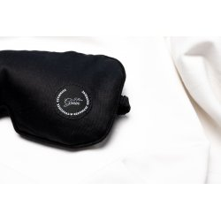 Jet Lag eye mask with rosemary - different colours