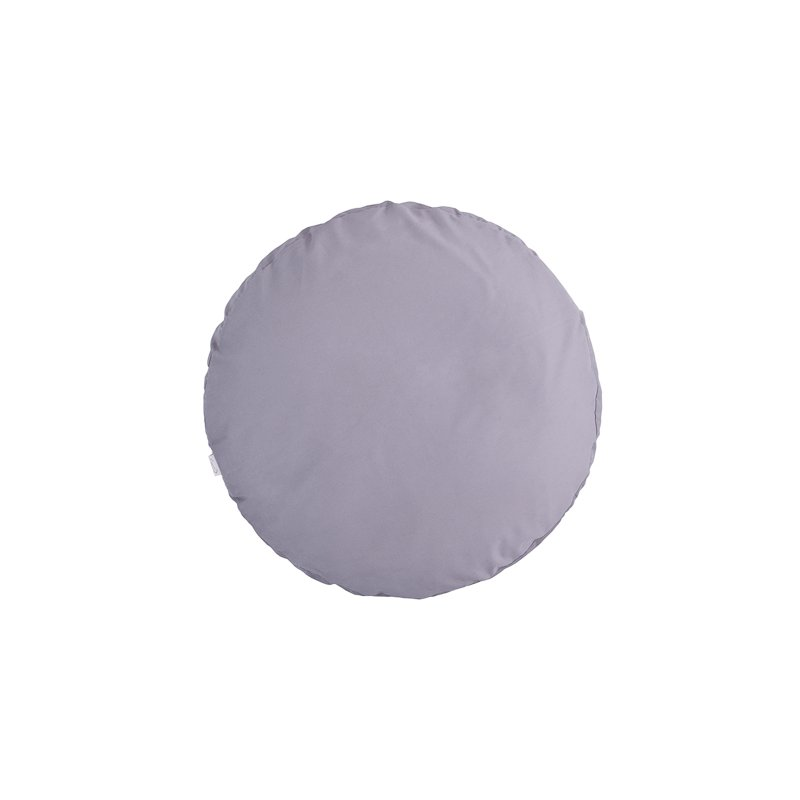 Pufa okrągła duża z płatkami sosny - kolory Mindfulness