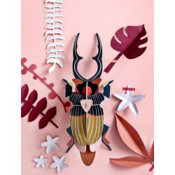 WALL DECORATION - GIANT STAG BEETLE