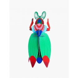 WALL DECORATION - GIANT SCARAB BEETLE