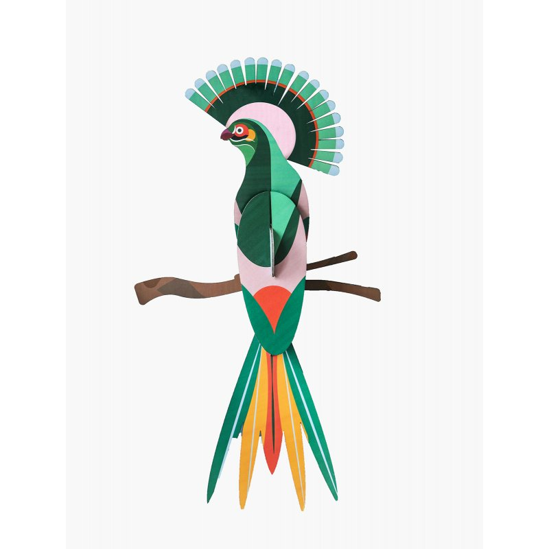 WALL DECORATION - PARADISE BIRD GILI