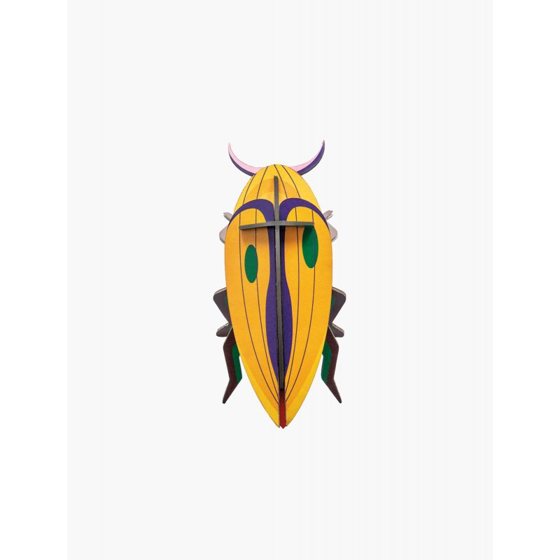 WALL DECORATION - CLICK BEETLE