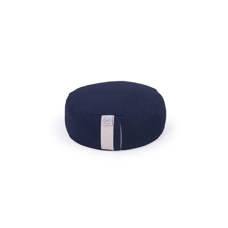 Meditation cushion 33x12 cm with emmer hull