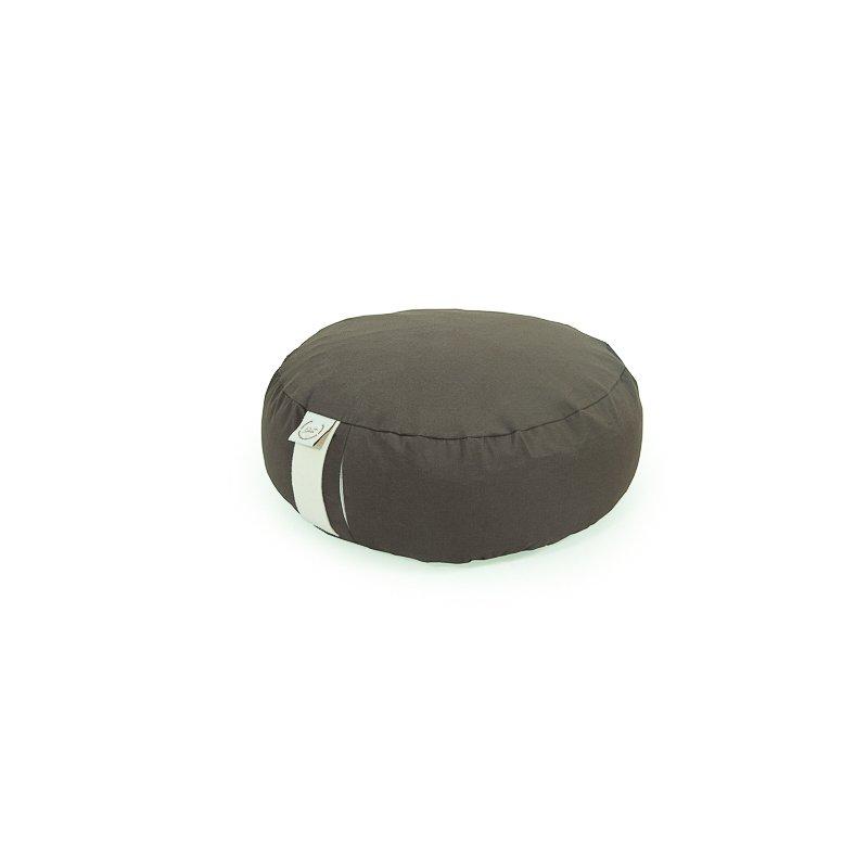 Meditation cushion 33x12 cm with cork