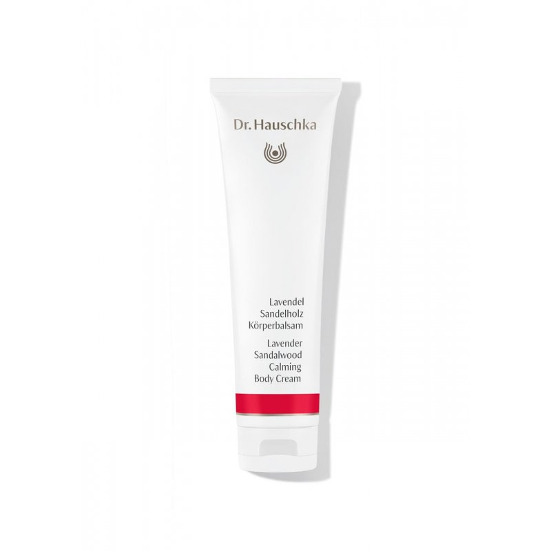 Body lotion Dr. Hauschka - Lavender and sandalwood
