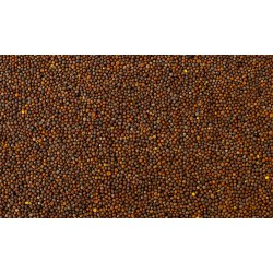 Eye pillow with black mustard seeds - different colours - Mindfulness collection