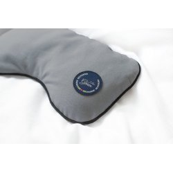 Eye pillow with rock salt - different colours