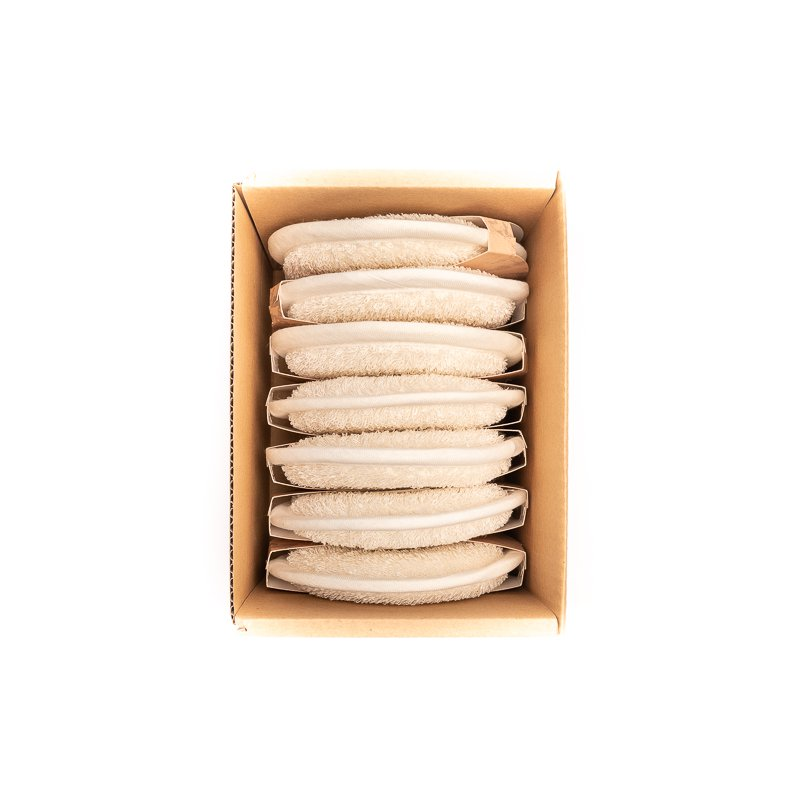 ORGANIC BODY WASH PAD - WHOLESALE