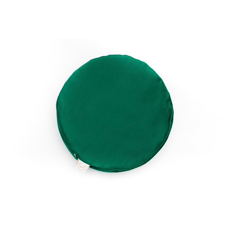 Meditation cushion 55x7 cm with spelt hull