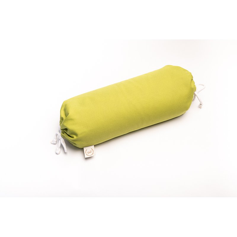 Bolster 72cm with millet hull - different colors - Mindfulness collection