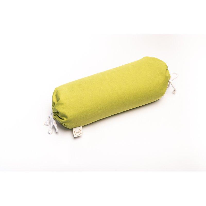 Different colours - bolster pillow case 45cm