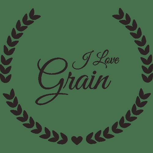 I Love Grain